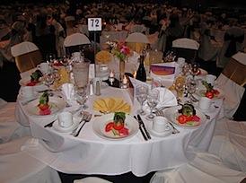 Scarlet Night table 2011